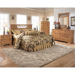Bedroom Group B219 4PC Image